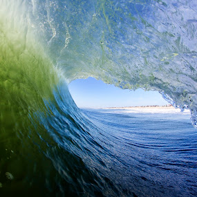 Green Room by Dave Nilsen - Landscapes Waterscapes