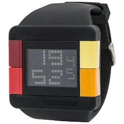 Converse High Score Digital Watch - Silicone Strap (For Men)