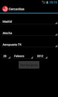Screenshot of Cercanitas