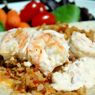 Shrimp Burrito Recipes