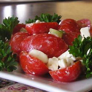 Feta Cheese Salad Simple Recipes