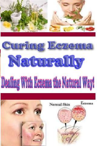 【免費書籍App】Curing Eczema Naturally-APP點子