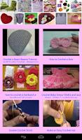 Screenshot of How to Crochet New Pattern