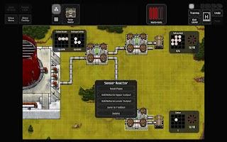 Screenshot of SpaceChem Mobile Demo