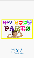 Screenshot of Kids Learning My Body Parts