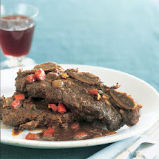 Coffee-Braised Short Ribs with Ancho Chile