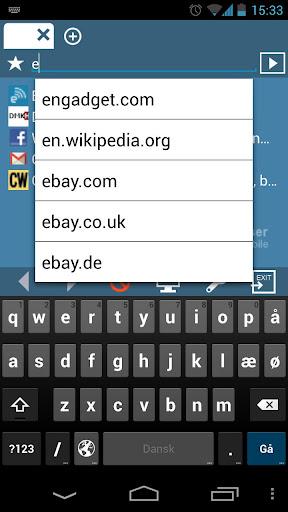 MiniBrowser PRO - screenshot