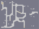 Thumbnail of the map 'alley fork adventure 3'