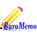 BaroMemo (Easy and Quick Memo) icon