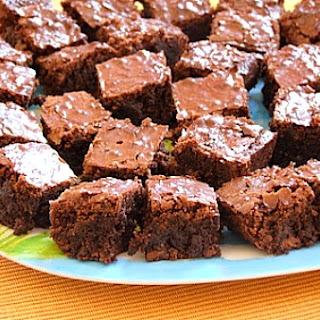 Ooey Gooey Chocolate Brownies Recipes