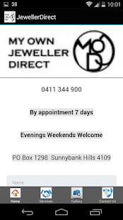 My Own Jeweller Direct - screenshot