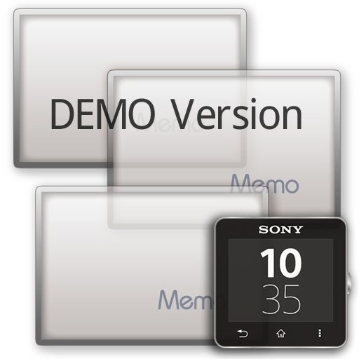 Photo Memo widget (DEMO) +SW2