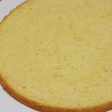 Custard Powder Sponge (No Fail Sponge Cake)