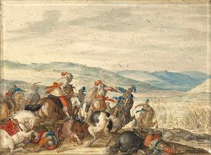 RIJKS: Bartholomäus Dietterlin: painting 1640