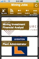 Screenshot of Mining Jobs