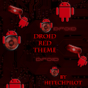 DROID Theme RED Extreme icon
