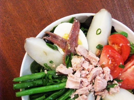 Sunday Brunch: Salade Niçoise