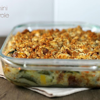 Greek Casserole Zucchini Recipes