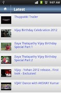 Screenshot of Vijay Tube