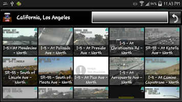 Screenshot of Cameras US