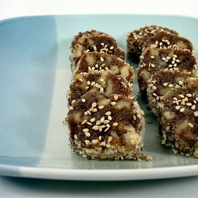 Date-Nut Slices