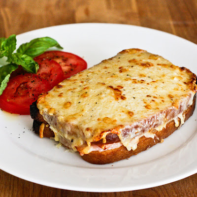 Croque Monsieur & Croque Madame