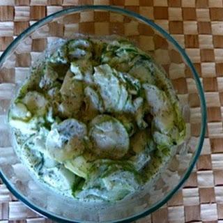 Scandinavian Cucumber Salad Cucumber Salad Recipes