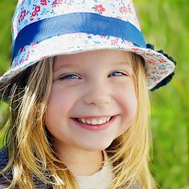 Happy Sunshine by Lucia STA - Babies & Children Child Portraits