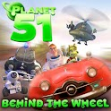 Planet51 Behind The Wheel icon