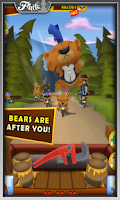 Screenshot of Grumpy Bears