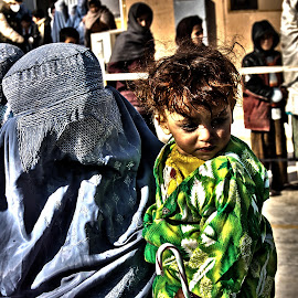 by Chuck Vickers - People Street & Candids ( child, afghanistan )