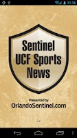 Screenshot of Orlando Sentinel UCF Sports