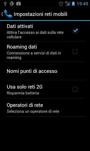 【免費工具App】3G On/Off Widget-APP點子