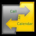 Call 2 Calendar icon