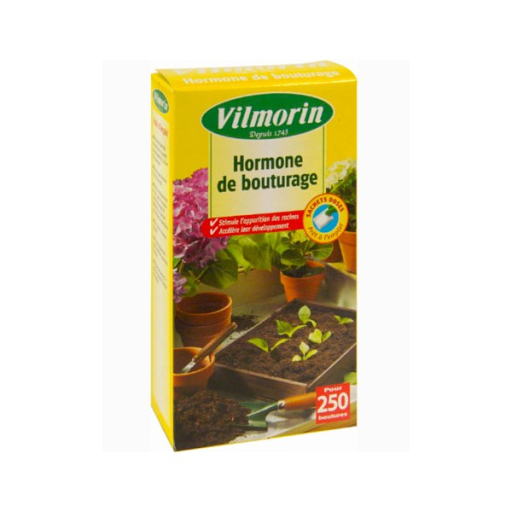 hormone de bouturage 25g vilmorin ch teauneuf les martigues chez jardinerie pasero. Black Bedroom Furniture Sets. Home Design Ideas