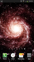 Screenshot of Furious Galaxy Wallpaper