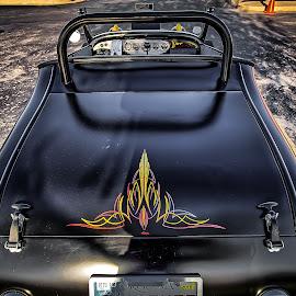 Black Rod by Ron Meyers - Transportation Automobiles