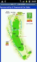 Screenshot of Pwllheli Golf Club App 2015