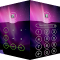 AppLock Theme Aurora APK for Bluestacks