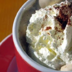 Espresso Whipped Cream