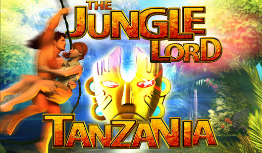 Jungle Lord Tanzania Slot Game - screenshot