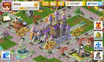 Screenshot of Miracle City