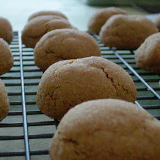 Cinnamon-Ginger Cookies
