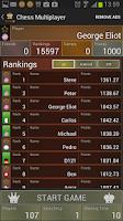 Screenshot of Chess Multiplayer