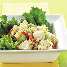 Curried Chicken-Rice Salad