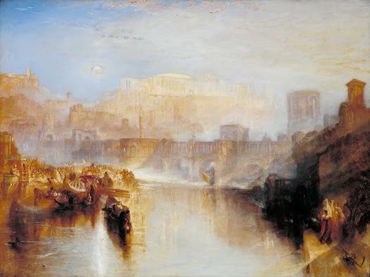 Turner Joseph, Agrippina Luce liquida
