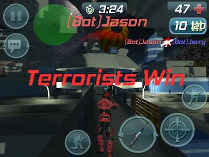 Critical Missions: SPACE apk screenshot