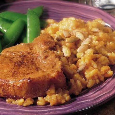 Pumpkin Butter Pork Chop Recipes | Yummly