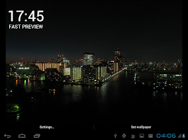 Screenshot of Tokio LIVE Wallpaper (Demo)
