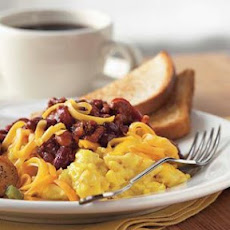Chili-Cheese Scramble